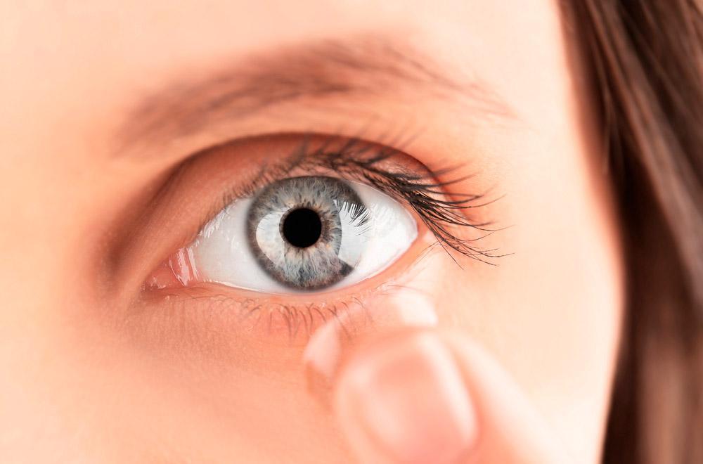 Влияние ношения контактных линз на глаза