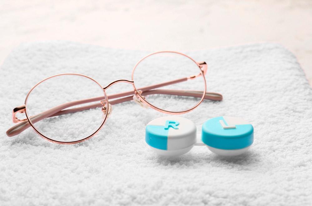 Можно ли использовать рецепт на очки для контактных линз?
