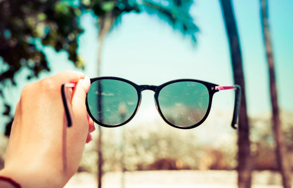 Средства защиты глаз от ультрафиолета