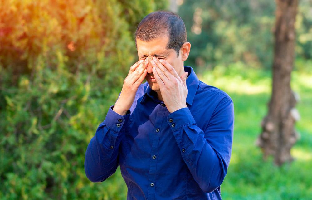 Симптомы поражения глаз ультрафиолетом