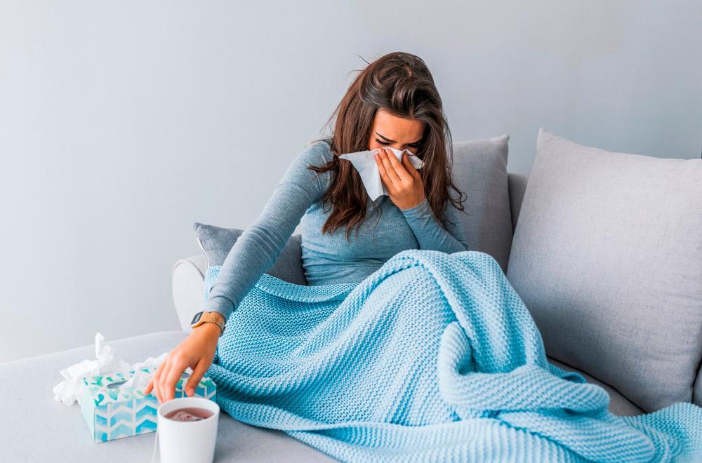 Можно ли носить линзы при ОРВИ и простуде?