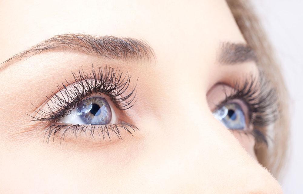Дискомфорт при ношении контактных линз